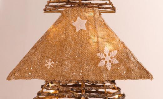 TANNE Weihnachtszeit WEIHNACHTEN WEIHNACHTSBAUM DEKOTANNE CHRISTBAUM BELEUCHTET
