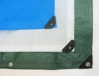 ABDECKPLANE grün 4x5 m 150/m² GEWEBEPLANE SCHUTZPLANE HOLZ GARTEN PLANE 0, 9€/m²