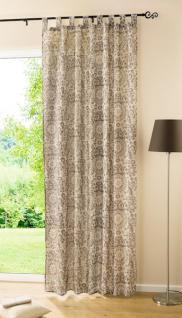 schlaufenschal vorhang schal g nstig online kaufen yatego. Black Bedroom Furniture Sets. Home Design Ideas