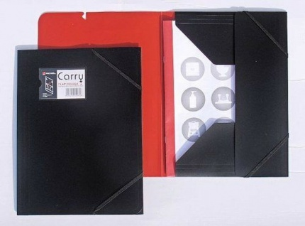 30x REXEL Dokumenten Mappe aus Kunststoff, blau, 150 Blatt Akten Eckspann
