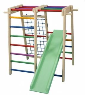 Klettergerüst Kinderzimmer kinder kletterturm m rutsche fitboy spielcenter spielplatz