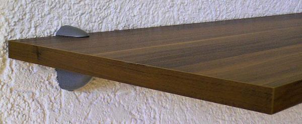 Wandregal solido 120x30 walnu neu wandboard wand regal regalboard kaufen bei come4buy gmbh - Wandboard walnuss ...