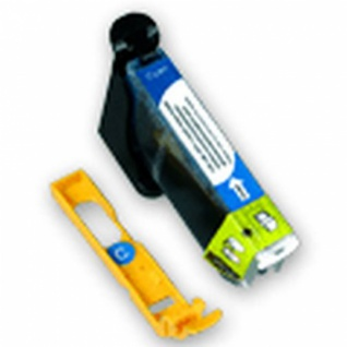 10 BestUse DRUCKERPATRONEN yellow gelb CANON CLI-521Y CHIP
