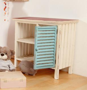 Kommode Lovely Kids Holz Kinder Schrank Kindermobel Shabby