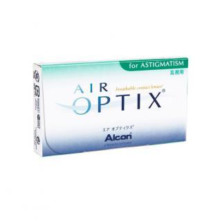 6 Alcon Air Optix for Astigmatism weich MONATSLINSEN -1 Dioptrien KONTAKTLINSEN