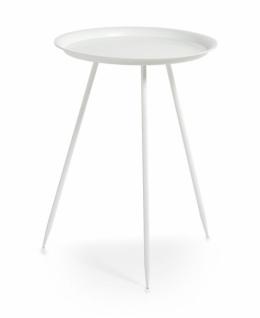 Beistelltisch metall weiß  Beistelltische Metall Weiß online kaufen bei Yatego