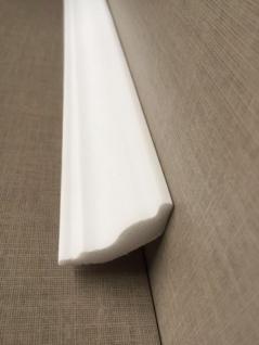 15m Decken Leisten 10x 1, 5m S3 Eck Leiste 45x50 mm 3D Optik Zier Profil Styropor - Vorschau 2