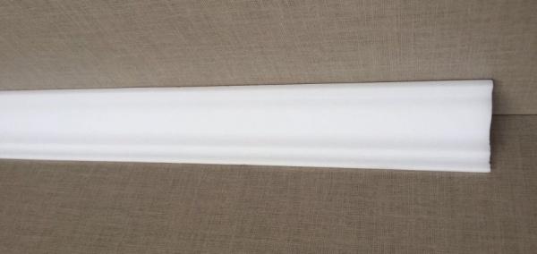 15m Decken Leisten 10x 1, 5m S3 Eck Leiste 45x50 mm 3D Optik Zier Profil Styropor - Vorschau 1