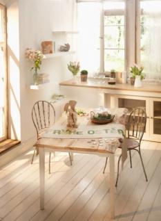 Deko 'Hasen? aus Holz natur Hase Figur Frühlings Ostern Tisch Objekt