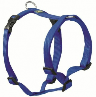 HUNTER Nylon Hunde Brust Geschirr Vario Ypsilon Gr. XXL rot Halsband - Vorschau 2