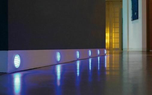 StarLicht StarLED mit 19 LED 3x 1W blaues Licht SCHRANK HINTERGRUND BELEUCHTUNG