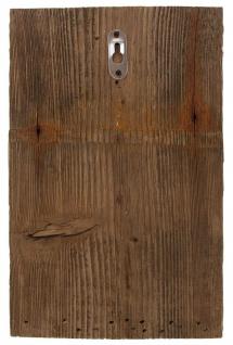 Wand Regal aus recyceltem Paletten Holz klein, Blumen Hänge Board Shabby Vintage - Vorschau 2