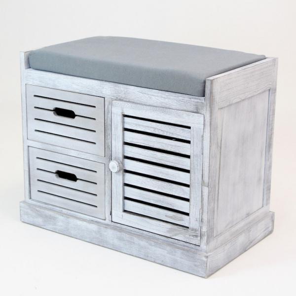 kommode 39 urban chic 39 klein holzkommode holzschrank sitztruhe truhe sitzbank kaufen bei. Black Bedroom Furniture Sets. Home Design Ideas