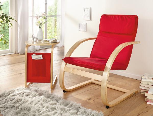 Relaxstuhl Red Stuhl Klappsessel Liegesessel Gartenmobel