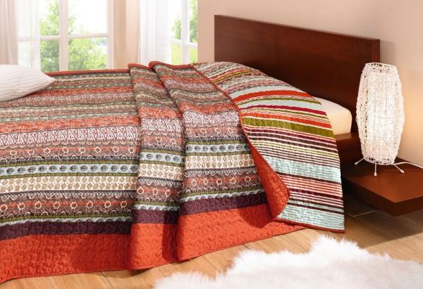 Tagesdecke Orient 270x180 Xxl Wohn Kuschel Decke Bett Uberwurf Plaid