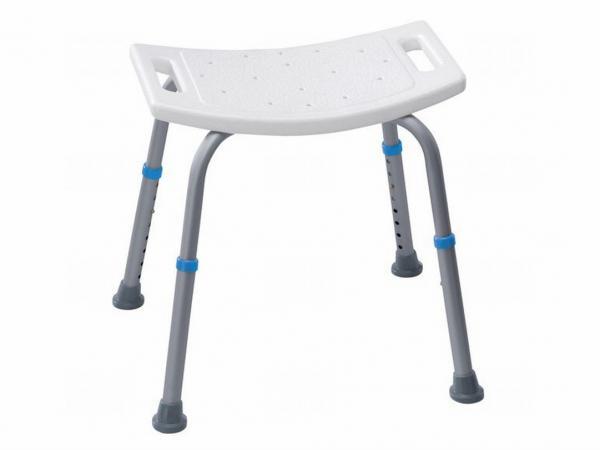 Duschhocker Bis 120 Kg Hohenverstellbar Bad Dusche Hocker Stuhl Sitz