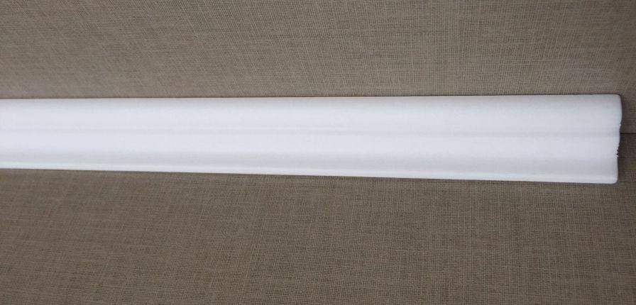 15m Decken Leisten 10x 1,5m S5 Eck Leiste 35x30 mm 3D Optik Zier Profil Styropo