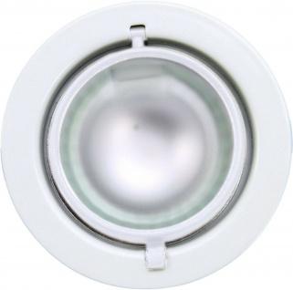 Heitronic Einbau Strahler SALZBURG weiß 5x 20W EBL Decken Lampen Leuchten Set