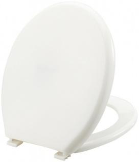 Wenko Wc Sitz Aster Weiß Klo Wc Toiletten Deckel Sitz Brille - Vorschau 1