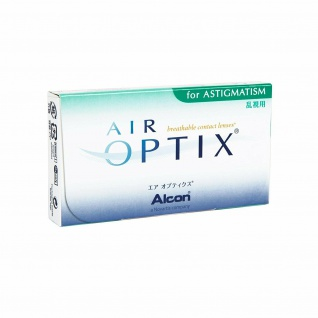 6 Alcon Air Optix for Astigmatism weich MONATSLINSEN -1 Dioptrien KONTAKTLINSEN