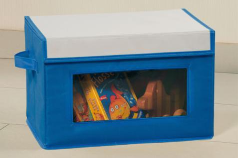 Kesper Schuhbox Mit Sichtfenster Faltbar Schuhkarton Schuh Aufbewahrung Kiste - Vorschau 2