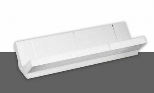 Decosa Gehrungs Schneid Lade EPS 90° 45° Ecken Winkel Schneider Schnitt