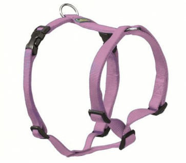 Hunter Nylon Hunde Geschirr Vario Ypsilon Gr. Xs Rosa Neu Brustgeschirr - Vorschau 1