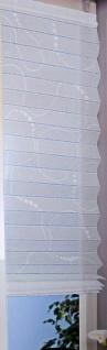 PLISSEE ROLLO weiß 90x140 RAFFROLLO STOFFROLLO JALOUSIE VORHANG GARDINE 2.Wahl