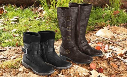 hohe Damen Winter Stiefel, braun, Gr.37, gefüttert, Langschaft Schuhe
