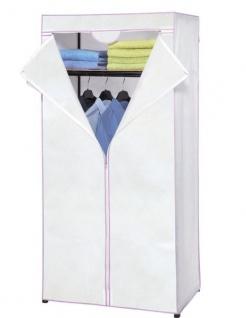 wenko kleiderschrank mit lavendel duft mottenschutz neu faltschrank schrank kaufen bei. Black Bedroom Furniture Sets. Home Design Ideas
