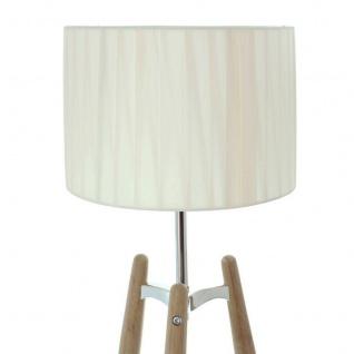 """Tischlampe ?Loft-Style"""" Lampe Nachttischlampe Wohn Textil Vintage"""