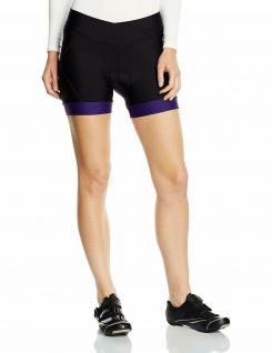 CRAFT Damen Fahrrad Shorts Gr. M, schwarz, kurze Funktions Hose mit Sitz Polster