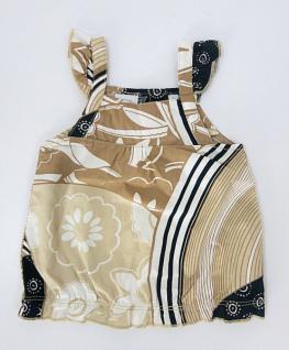 MEXX MINI Mädchen Baby Sommer Kleider Mix beige Gr. 80 Tunika