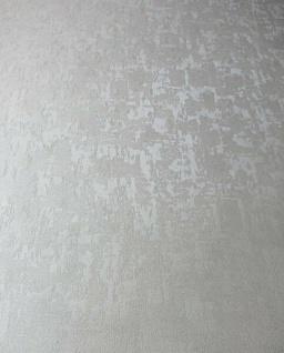10m Rasch Vliestapete Tapete weiß mit Struktur / Flecken Muster, 106cm 1, 78€/qm