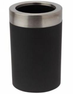 EMSA Thermo Flaschenkühler SOFTTOUCH braun Wein Sekt Champagner Eimer Kühler