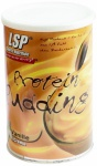 LSP SPORTS® PROTEIN PUDDING Vanille 2er Pack (2 x 300g) EIWEISS MHD 09/2015