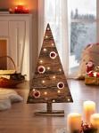 LED Deko 'Lichterbaum? Innenbereich Stimmungs Licht Objekt Weihnachten
