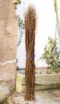 WEIDEN-BÜNDEL 120cm HOCH WEIDE KUNSTBÜNDEL KUNSTPFLANZE DEKO ZWEIGBÜNDEL