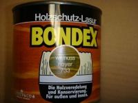 BONDEX HOLZSCHUTZ LASUR HOLZLASUR friesenblau 0, 75L NEU