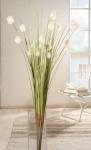 DEKOBÜNDEL Blütenkugel 4er SET BÜNDEL DEKOZWEIGE KUNSTZWEIG KUNSTBLUMEN DEKO