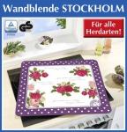 WENKO GLAS SCHNEIDBRETT Stockholm 50x56 cm NEU HERD ABDECKPLATTE WANDBLENDE