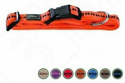 "Hunter Nylon Hunde Halsband "" Power Grip Vario"" Basic / Plus, Halsung - Vorschau 2"