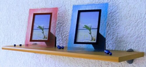 Wand Regal PURE, furniert, Größe / Farbe wählbar, Board Brett Bücher DVD Deko - Vorschau 2