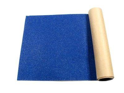 Black Diamond Skateboard Griptape blue