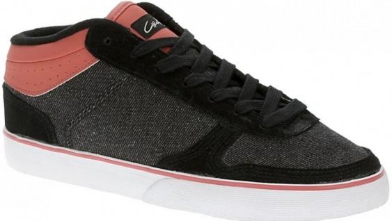 Circa Skateboard Schuhe 8 8 Schuhe Track WTK schwarz/Rose - C1rca Schuhes 1bb196