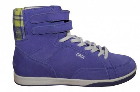 Circa Skateboard Damen Schuhe Havw Poppy sneakers high