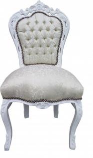Casa Padrino Barock Esszimmer Set 4 Stühle 2 Stühle Mit Armlehnen