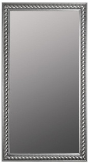 Casa Padrino Barock Wohnzimmer Spiegel / Wandspiegel Antik Silber 72 x H. 132 cm - Barockmöbel - Vorschau 1