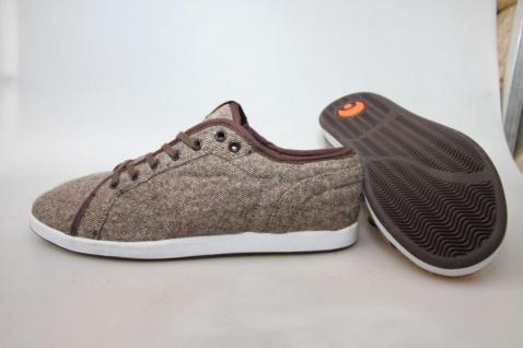 Osiris Skateboard Schuhe Keden Brown/White/Orange