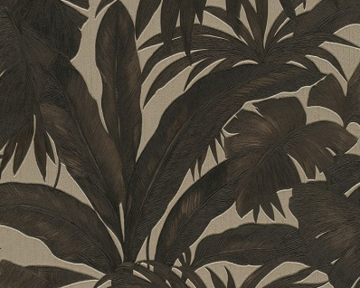 Versace Designer Barock Tapete Giungla 962401 Jugendstil Vliestapete Vlies Tapete Palmen